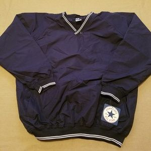 NWT Converse All Star pullover jacket